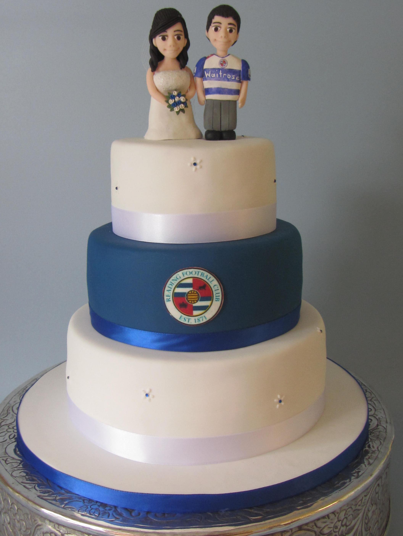 Reading Wedding Cake